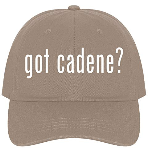 The Town Butler got Cadene? - A Nice Comfortable Adjustable Dad Hat Cap, Khaki