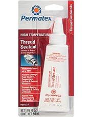 Permatex 59214 High Temperature Thread Sealant, 6 ml Tube