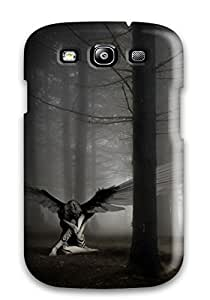 8741564K41681693 New Galaxy S3 Case Cover Casing(angel)