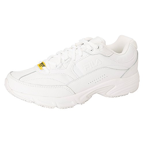 Fila Women's Workshift Athletic Shoe White by Fila