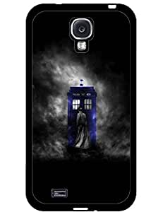Cool Cover Case for Samsung Galaxy S4 I9500,Cute Doctor Who Pattern