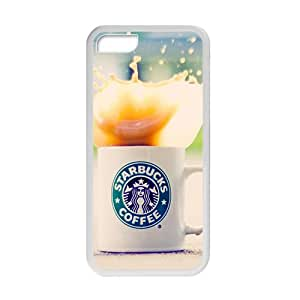 Delicious coffee Starbucks design fashion cell phone case for iPhone 5C