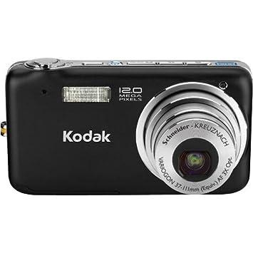 Amazon.com : Kodak Easyshare V1233 12.1MP Digital Camera with 3x ...