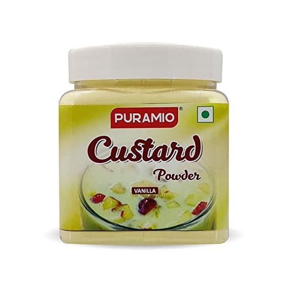 Puramio Custard Powder (Vanilla), 250gm