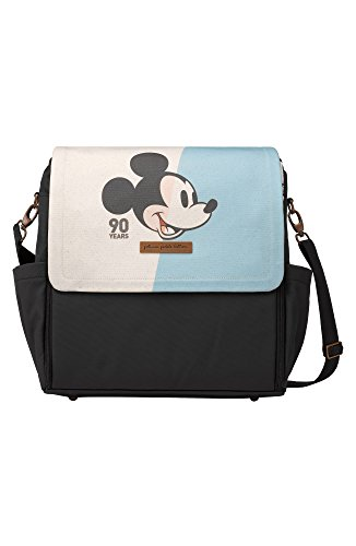Petunia Pickle Bottom Boxy Backpack in Mickey's 90th Blue Colorplane Disney Collaboration, Blue