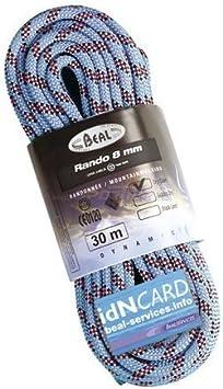 Beal Rando - Cuerda de senderismo (tamaño: 20 m): Amazon ...
