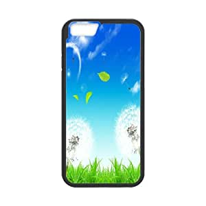 """YCHZH Phone case Of Dandelion Cover Case For iPhone 6 Plus (5.5"""")"""