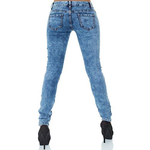 Bleu Bleu Jeans Skinny malucas Femme malucas Femme Skinny malucas Jeans Jeans v1qASn