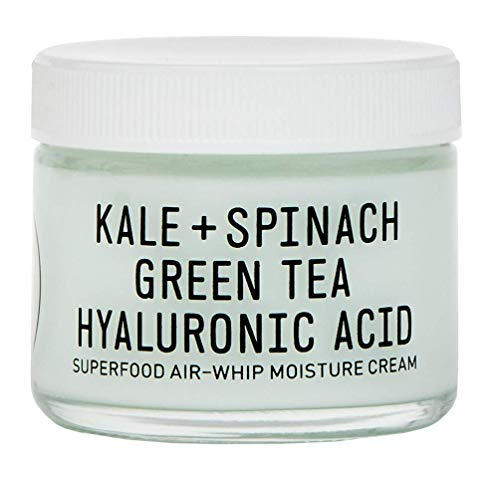 Youth To The People Superfood Hyaluronic Acid + Green Tea Air-Whip Moisture Cream, 2oz