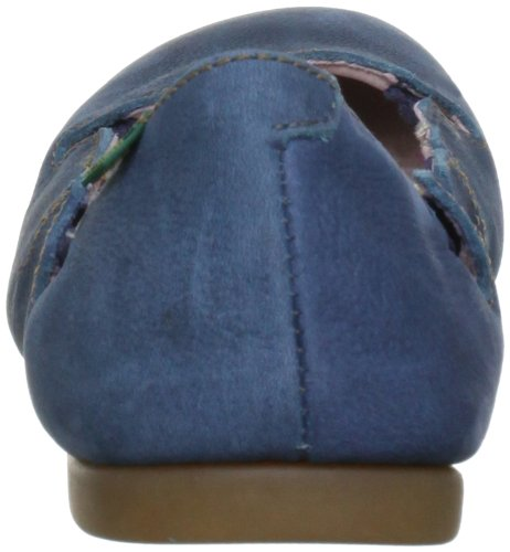 El Blu egeo Donna blau Ballerine N961 Naturalista UwRqgRH