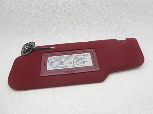 Amazon.com  New OEM Ford Sun Visor 1992-1993 Crown Victoria Grand Marquis  Red Lighted Left  Everything Else 9cb1f5c6da9
