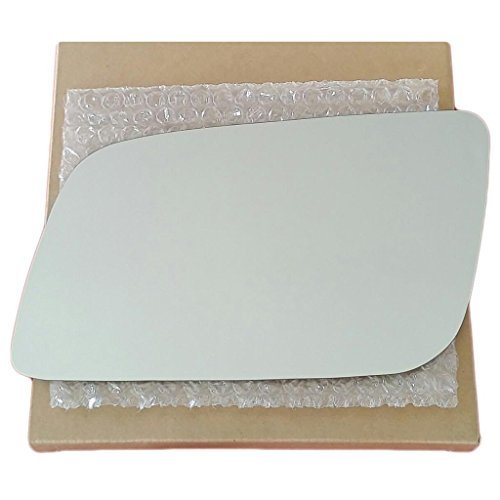Astro Van Mirror - Mirror Glass and Adhesive | 99-05 Chevy Astro / 99-05 GMC Safari Van Driver Left Side Replacement