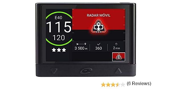 COYOTE Mini - Avisador de Radar Coyote en Formato Mini y 1 Mes de suscripción incluida | Actualización automática | Reconocimiento por Voz | Modos: ...