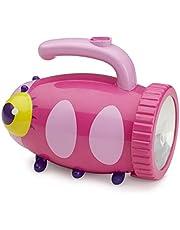 Melissa & Doug Sunny Patch Trixie Ladybug Flashlight With Easy-Grip Handle