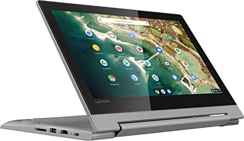 "Lenovo Chromebook Flex 3 11.6"" HD Touchscreen 2-in-1 Laptop Computer, MediaTek MT8173C CPU, 4GB RAM, 32GB eMMC, PowerVR Graphics, Dolby Audio, HD Webcam, HDMI, Chrome OS, 32GB ABYS MicroSD Card"