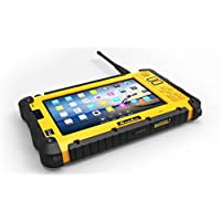 NEW Runbo P1 Rugged LTE 4G, NFC Android 6.0 IP67 , 7 Inch, Touch Glove Technology , rugged tablet - By PAC Supplies USA