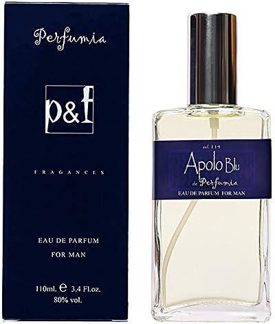 APOLO BLU de Perfumia, Eau de Parfum para hombre, Vaporizador (110 ...