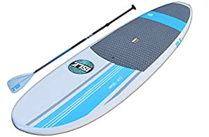 "ISLE Versa Epoxy 10'5 Standup Paddle Board (4.5"" Thick) SUP Package 