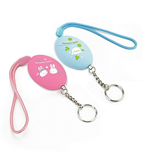 2016-New-Kawaii-Emergency-Personal-AlarmWolf-Alarm-for-KidsElderlyWomenPerfect-Adventurer-your-Bag120dBBatteries-Included
