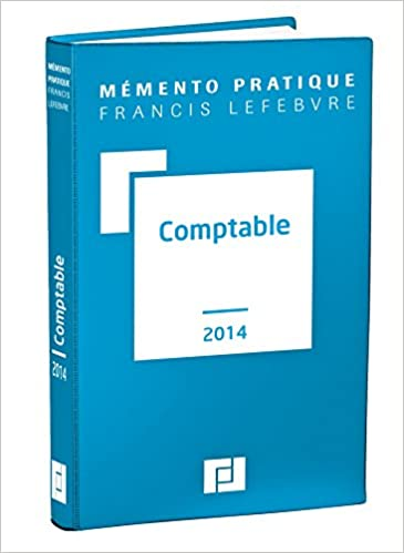 Télécharger en ligne Mémento Comptable 2014 pdf