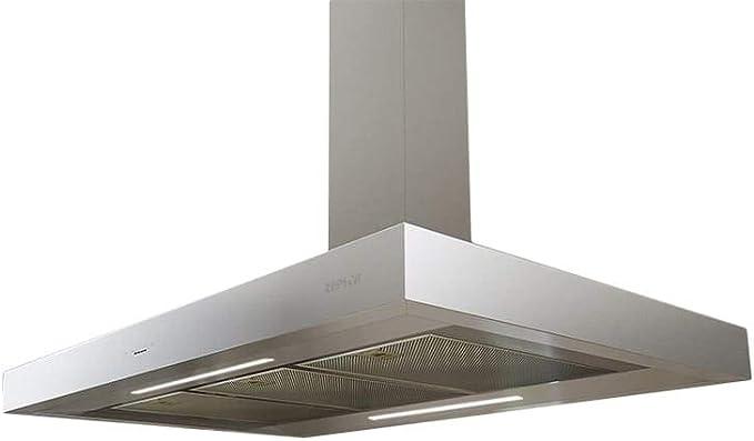 Amazon Com Zephyr Zrme36ds 36 Roma Island Hood Appliances