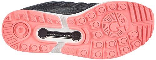 S15 Grey Zapatillas Flash Flux Mujer light Heather Heather Adidas Zx dark Red 0 Dark 2 7I0wnnAq6p