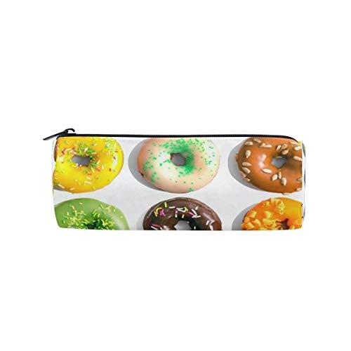 Zipit School Makeup Donut Cute Organizer Womens Pencil Cases Pouch Bag Penna Holder fI6Y7bgyv