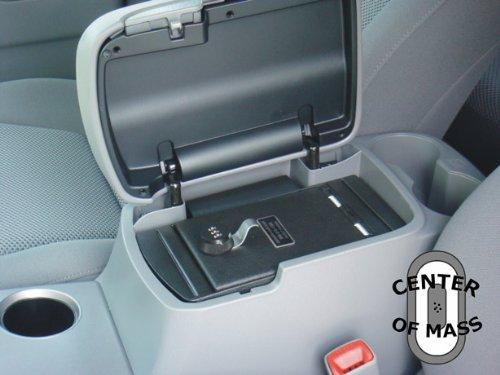 Amazon.com: Console Vault Safe For Toyota Tacoma (2005 2013) 1012: Sports U0026  Outdoors
