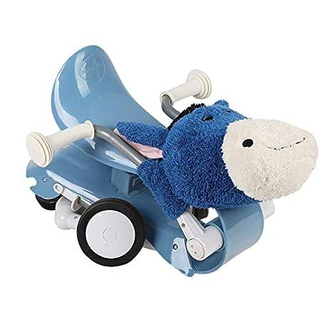 Andador para bebés con 4 Ruedas Múltiples Funciones Kick para ...