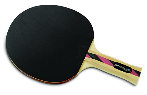 Ping Pong Tempo Table Tennis Racket - Red/Black by Ping Pong by ping pong