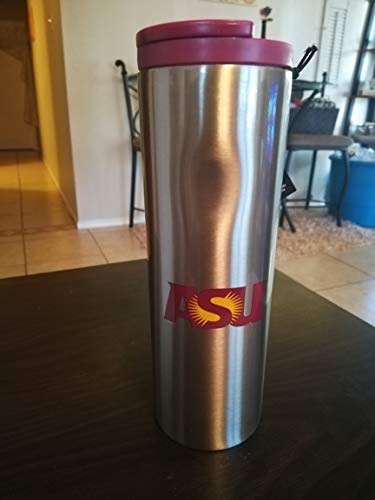 Starbucks ASU Arizona State University Stainless Steel 16 Ounce Tumbler