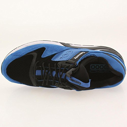 Shoes Saucony Men's Grid Running 9000 Blue WSwqYUPw