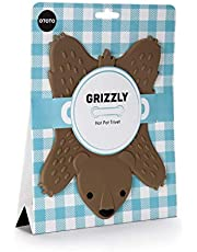 Ototo Grizzly - Hot Pot Trivet (Brown)