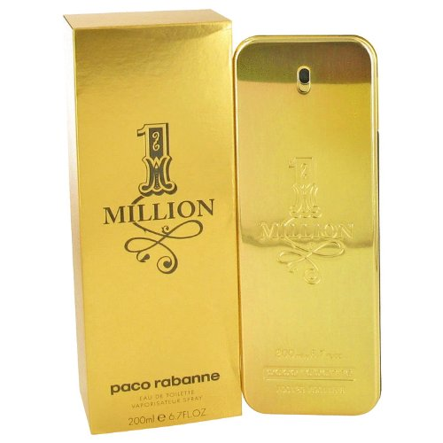 1 Million by Paco Rabanne for Men Eau De Toilette Spray for sale  Delivered anywhere in Canada