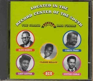 Located in the Record Center of the South by Various Artists (2002-09-03) (09 Center)