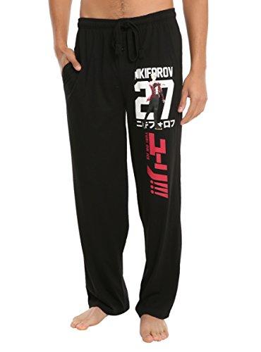 hot Hot Topic Yuri!!! On Ice Victor Nikiforov 27 Guys Pajama Pants save more