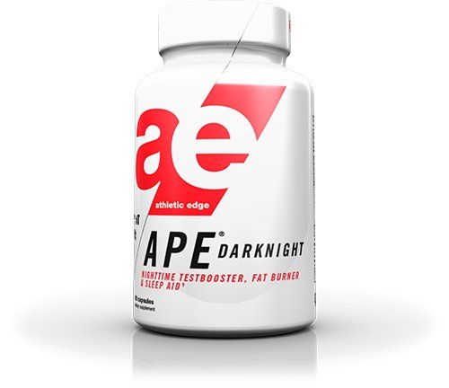 Athletic Edge Ape Darknight Testosterone Booster, 90 Count