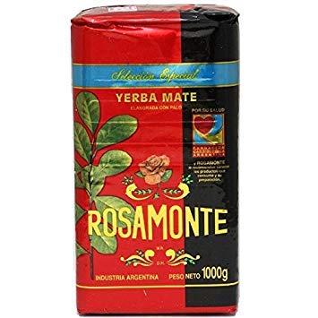 Rosamonte Special Selection Yerba Mate Tea (2.2 lbs/1 kilo)