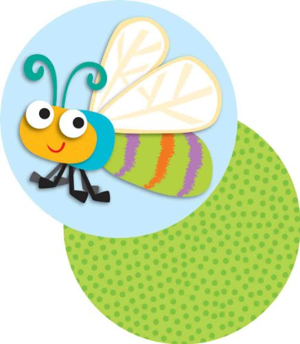 """Free """"Buggy"""" for Bugs Mini Cut-Outs"""
