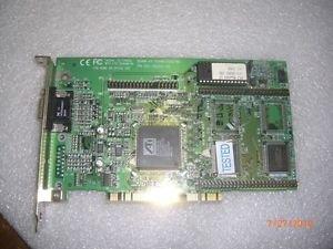 ATI 109-38200-00 3D Rage II Mach64 GT PCI 2MB