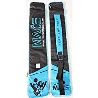 Mace MACE Full Length Padded Cricket Bat Cover M1021001AT, Aqua