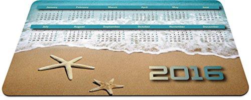 handstands-microfiber-travel-soft-2016-calendar-mouse-pad-screen-cleaner-beach-scene