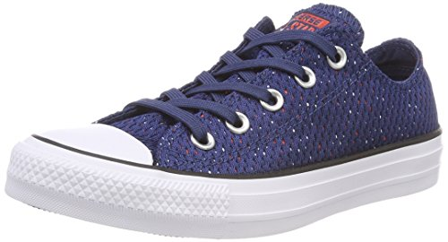 Ox Ctas navy white bright Navy bright Poppy white Zapatillas Converse Poppy 426 Unisex Adulto Azul v5qwdf