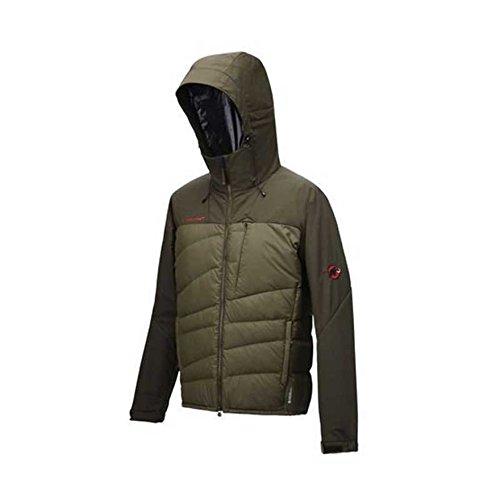 デジタル応援するスナッチMAMMUT (マムート) メンズ アウトドア ジャケット BELAY Hybrid Insulation Jacket Men 1010-19690 4560 dark olive-bison 【2016FW】 4560 M (UK/USAサイズ)