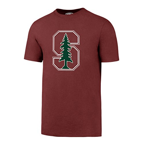 NCAA Stanford Cardinal OTS Men's Rival Tee , Logo, Medium
