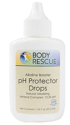 1 Pc Blameless Popular Body pH Protector Drops Rescue Booster Mineral Equilibrium Acid and Alkaline Balance Volume 1.25 oz