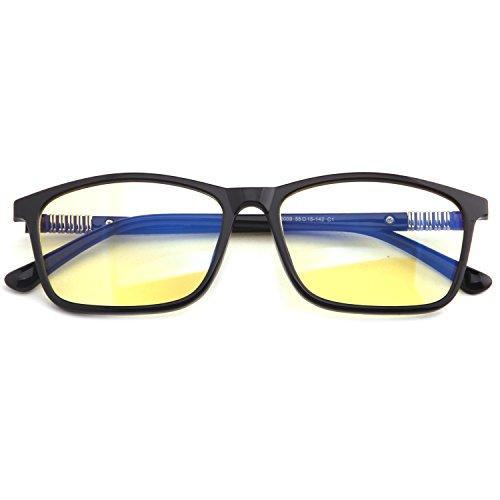 Amber Tinted Glasses To Block Blue Light