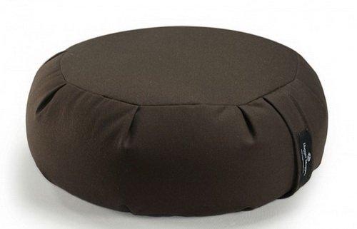Hugger Mugger Zafu Yoga Meditation Cushion Espresso [並行輸入品]   B072Z5JMBZ