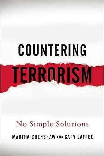 ?ONLINE? Countering Terrorism: No Simple Solutions. shown Deputy OCTOBER guitar vuelos JUDGE medio