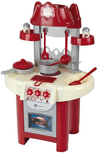 Klein Toys - 9589, Cucina per bambini Electrolux con accessori ...